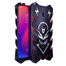 Case For Xiaomi Mi 9T Pro Case Armor Aviation Aluminum Metal Powerful Outdoor Case For Xiaomi Mi 9T Mi9T Pro Shockproof Cover