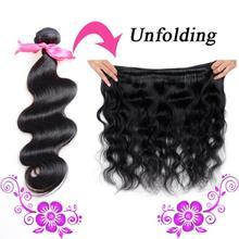 Объемный волнистый кружевной передний человеческий волос натуральный черный длинный парик Наращивание волос для женщин волнистый парик для косплея