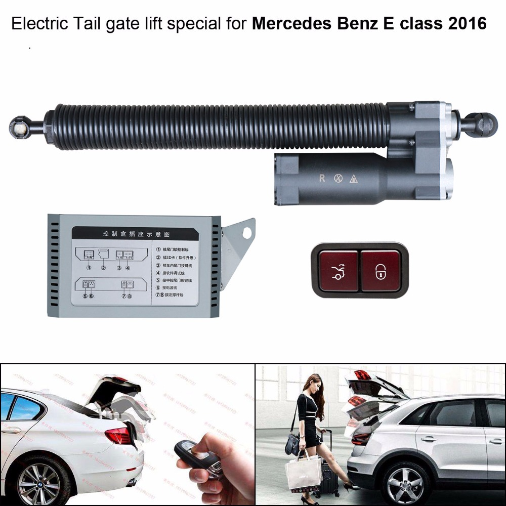 Car Electric Tail Gate Lift Special For Mercedes Benz E Class 2016 Easily For You To Control Trunk