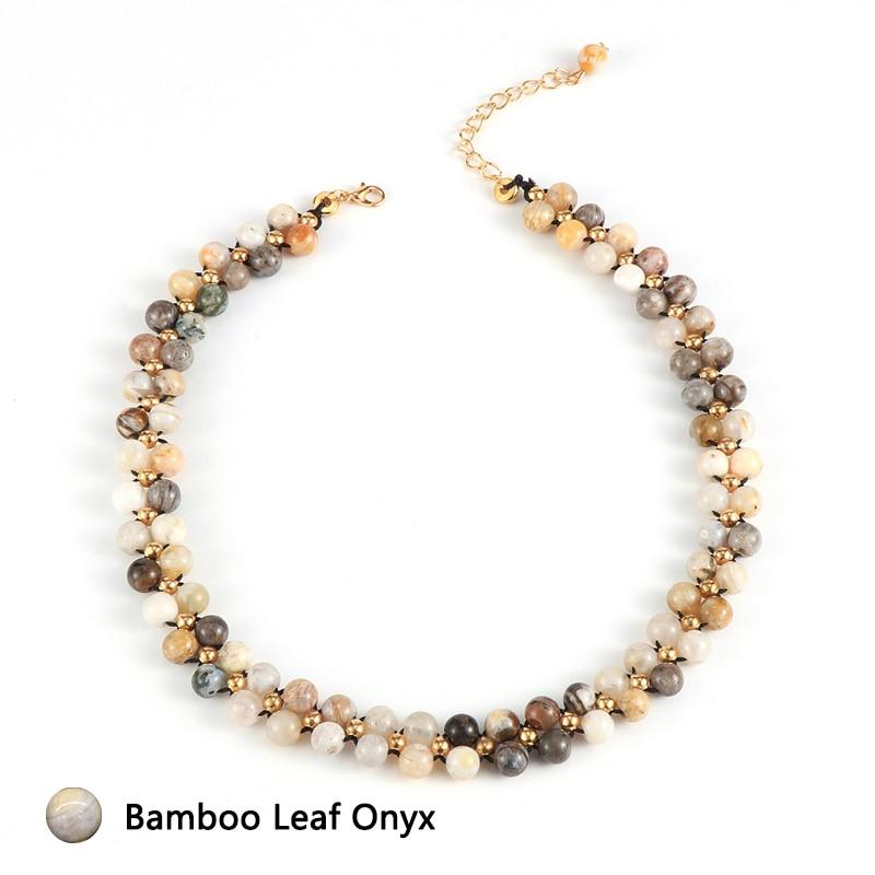 Bamboo Leaf Onyx