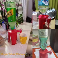 Hot Magic Tap Soda Coke Cola Drink Water Dispenser for Party Home Office Bar Kitchen Upside Down Drinking Machine Home Gadgets