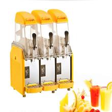 Najnowsza konstrukcja maszyna do slushie smoothie mieszanie i maszyna do wyciskania soku zimny napój sprzęt na sprzedaż w niskich cenach tanie tanio JAFFA CN (pochodzenie) X-120 220V 50HZ 550W 240*530*800mm 25KG