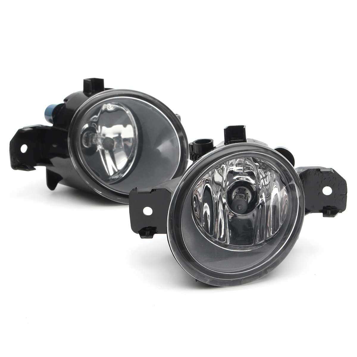 A  Pair Of 55W 12V  Fog Lights  Lamp Left /Right /Front  For  Nissan Altima  Maxima  Rogue Sentra  Clear
