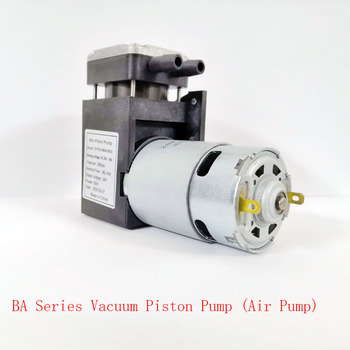 DC 12V/24V 71-90kpa electric mini vacuum Pump  piston vacuum air pump/Piston pump dc 9v 12v 24v micro vacuum air pump air sampling liquid pump low noise mini brush diaphragm pump spray motor