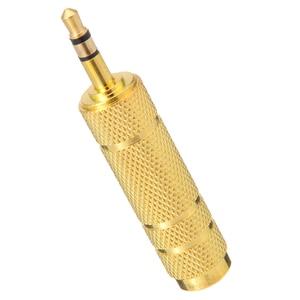 Image 5 - Mayitr Convertidor de adaptador de enchufe a Jack 3,5, 1 unidad, 1/8mm, 6,35 macho a 1/4mm, 3,5 hembra, Adaptador de Audio estéreo, 6,35