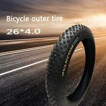 Bicicleta 26*4.0, cidade pneus grossos, pneus de bicicleta de neve