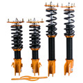 24 способ Регулируемая заслонка амортизатор для Subaru  автомобильные аксессуары  брелок для автомобиля Subaru WRX GDA GDB GD/GG койловеров