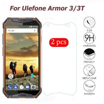 Перейти на Алиэкспресс и купить 2 шт закаляющее стекло для Ulefone Armor 3 3W Phone 5,7 дюймЗащитная пленка для экрана с защитой от царапин ЖК-пленка для Ulefone Armor 3T стеклянная крышка