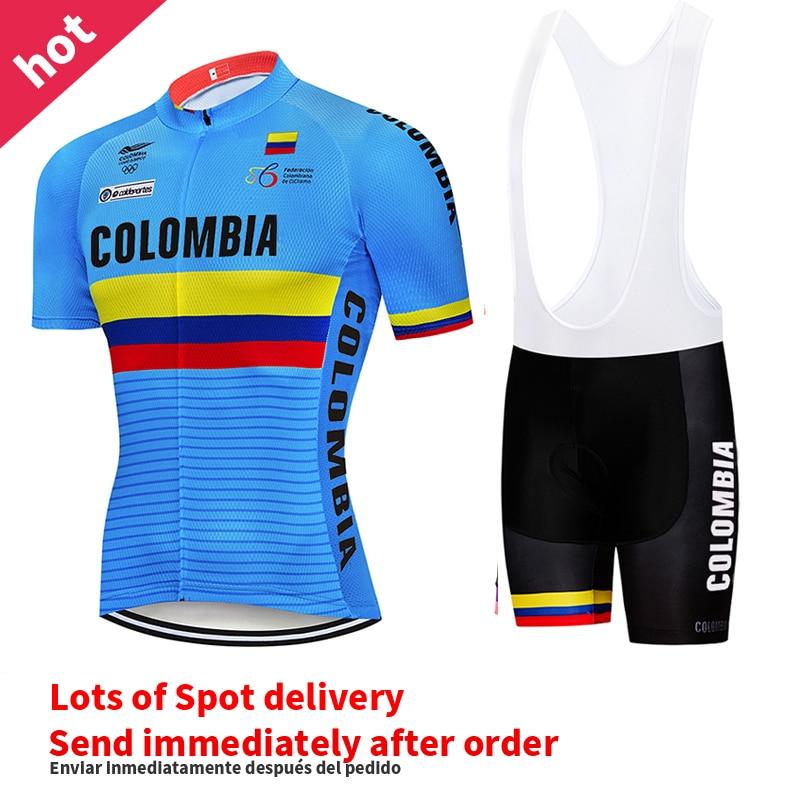 Cycling Bike Short Sleeve Clothing Set Bicycle Men Wear Uniform Jersey Short Hot
