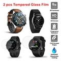 Закаленное стекло для Huawei GT/GT2, Защитная пленка для экрана Garmin945 245 45, пленка для часов Samsung Galaxy 46/42 мм Gear S3