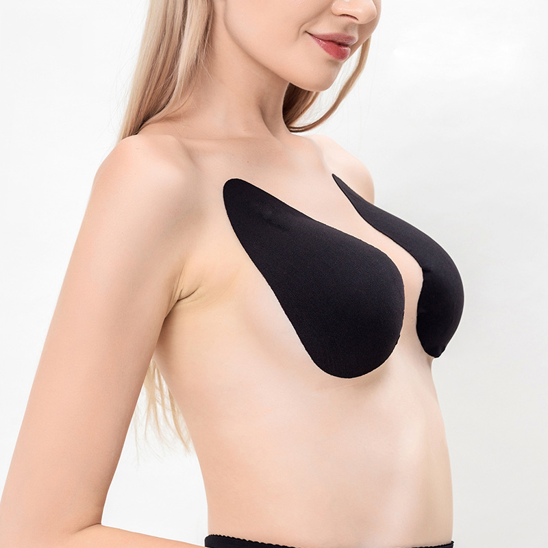 Invisible and Reusable Lift Up Bra Tape - 2 Pair 2