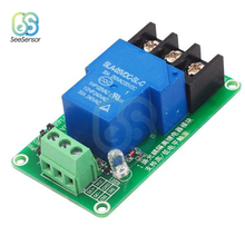 One 1 Channel Relay Module 30A with Optocoupler Isolation Su