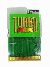 Новейший игровой картридж PCE Turbo GrafX 500 в 1 для игровой консоли ПК-Engine Turbo GrafX