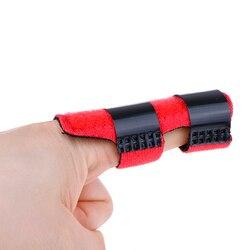 Adjustable Pain Relief Trigger Finger Fixing Splint Straighten Brace Sprain Dislocation Fracture Finger Splint Corrector Support