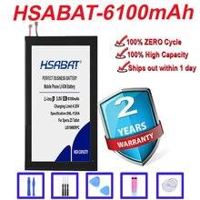 Top di Marca 100% del Nuovo 6100mAh LIS1569ERPC Batteria per Sony Xperia Tablet Z3 Compatto SGP611 SGP612 SGP621 in magazzino
