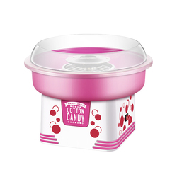 Retro Series Hard Sugar Free Candy Cotton Candy Maker Kids Cotton Candy Machine(EU Plug)
