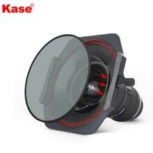 Kase K150P Aluminium 150Mm Vierkante Magnetische Filter Houder W/Ronde Cpl Mcuv ND1.8 Voor Nikon 14 24mm F/2.8G Ed