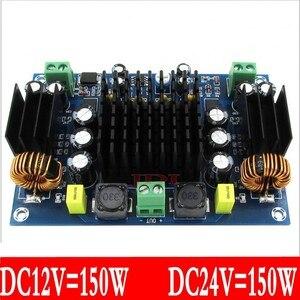 Image 2 - 150 w tpa3116d2 mono canal placa amplificador de áudio potência digital duplo sistema reforço para o carro