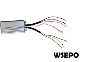 Image 4 - 5000W 27 Pole 48V/60V/72V DC Generator Build Kit(stator,rotor,controller,rectiifer etc.) fits on 19mm tapered 55mm output shaft
