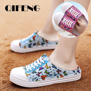 Summer Outside Women Slippers Beach Shoes Casual Fashion Outdoor Sandals Spring Jelly Shoes Female Indoor Slides Slippers Flats