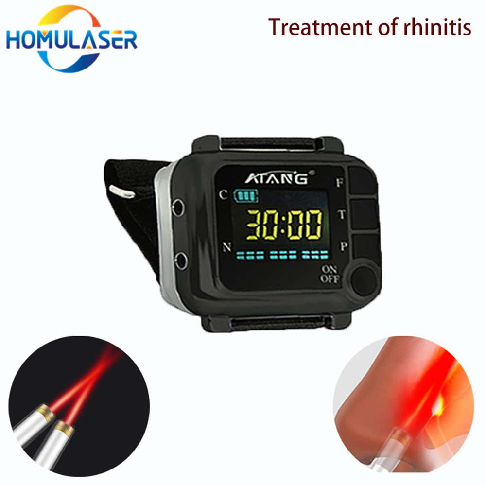 Blood Sugar Therapeutic Watch Laser Acupuncture Diabetes Laser Level Therapy lllt Reduced blood viscosity improved blood flow