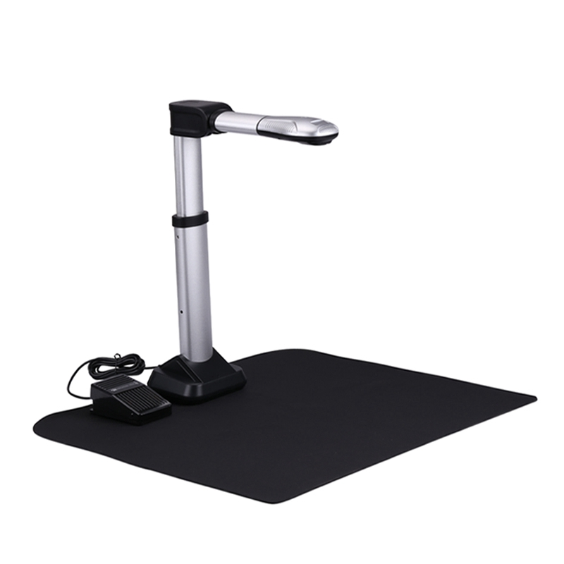 BK51 USB Document Camera Capture Size A3 16 Million Pixels HD High Speed Scanner with LED Light for ID Cards Passport
