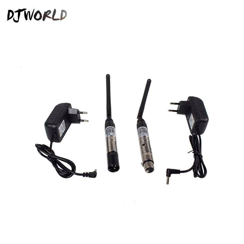 DJworld Best DMX512 Wireless Receiver Or Transmitter Laser Light 220m Controller Receiver Or Transmitter 2.4G For LED Stage