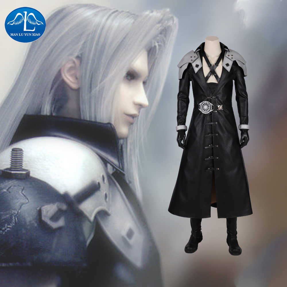 Manluyunxiao Ff Vii Remake Sephiroth Final Fantasy Cosplay