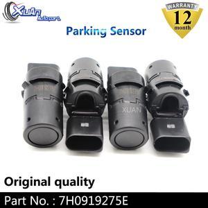 Image 1 - XUAN 4 sztuk/partia samochód czujnik parkowania pdc 7H0919275E 7H0919275B 4B0919275G dla Audi A6 4B, C5 4F2, C6 4FH, C6 4F5, C6 dla siedzenie do skody
