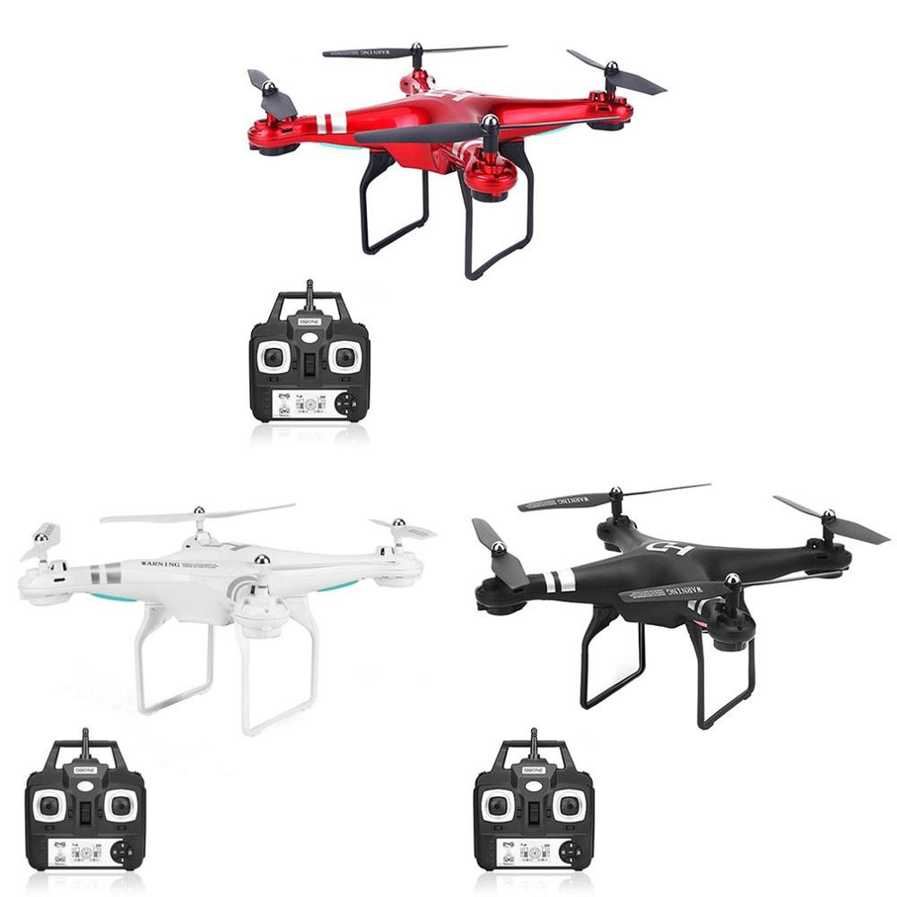 SH5HD FPV Drone RC Quadcopter Gyro RC Drone Live Video Altitude with 1 Battery 2 4ghz 4 Channels 6 Axis Camera Not Included