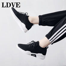 Woman Casual Shoes Breathable 2018 white Sneakers Women New Arrivals Fashion Mesh tenis feminino