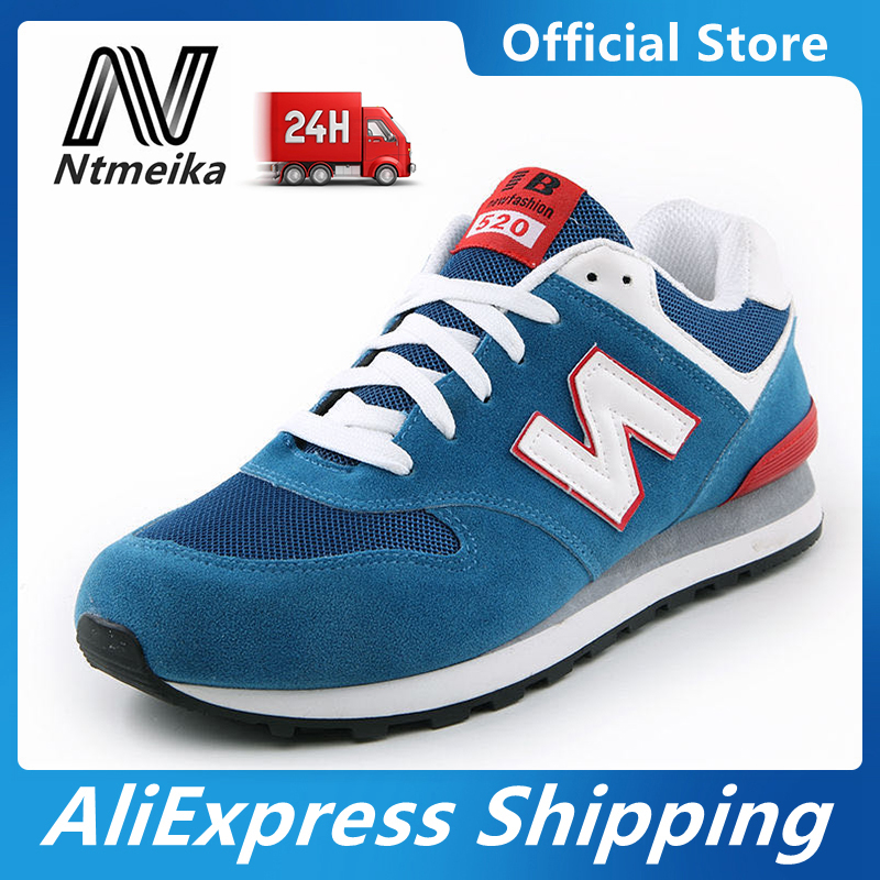 Men's Shoes Leather Fashion Breathable Sneakers Lace-up Casual Shoes Men Flats Male Driving Shoes