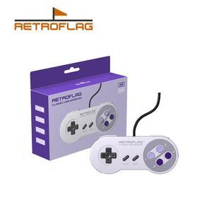 Image 5 - Retroflag mando USB clásico con cable, mando para Raspberry PI 3B 3B + 4B, PC, NS