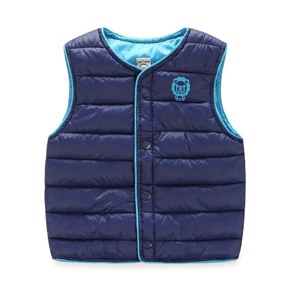 Toddler Winter Baby Girls Boys Clothing Sets Warm Faux Down Jacket Clothes Sets Children Kids Snowsuit Coats Vest Pants Overalls 4