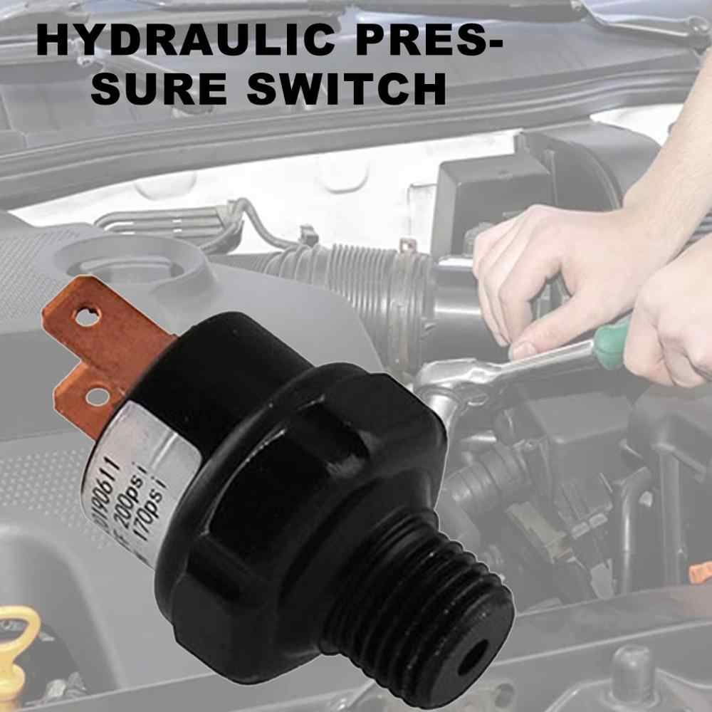 Auto Parts 170-200Psi Hydraulic Pressure Switch For Train Air Horn With Accurate Tank-mount Pressure Switch
