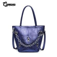 100% Genuine Leather Bag For Women 2019 Luxury Handbags Women Bag Designer Fashion Brand Chain Ladies Tote Bag Bolsa Feminina women luxury brand 100
