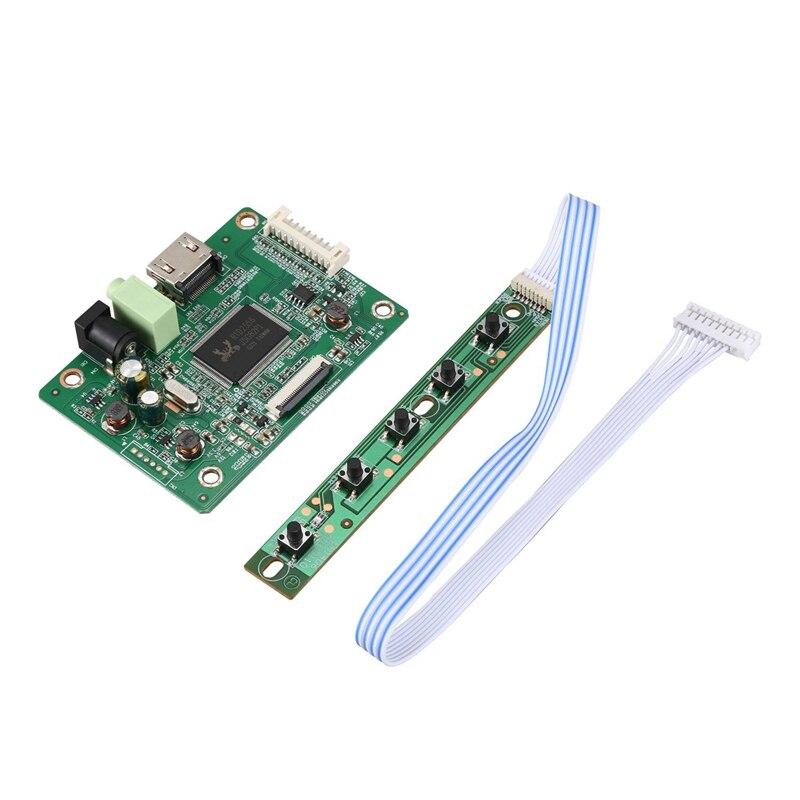 PCB LCD Controller Board Green 30Pin EDP HDMI LCD Controller Board 1920X1080 LED Screen For N173HCE-E31 N173HGE-E11