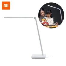 الأصلي شاومي Mijia الجدول مصباح لايت طوي ذكي LED مكتب مصباح حماية العين القراءة ضوء طالب العمل مكتب ضوء