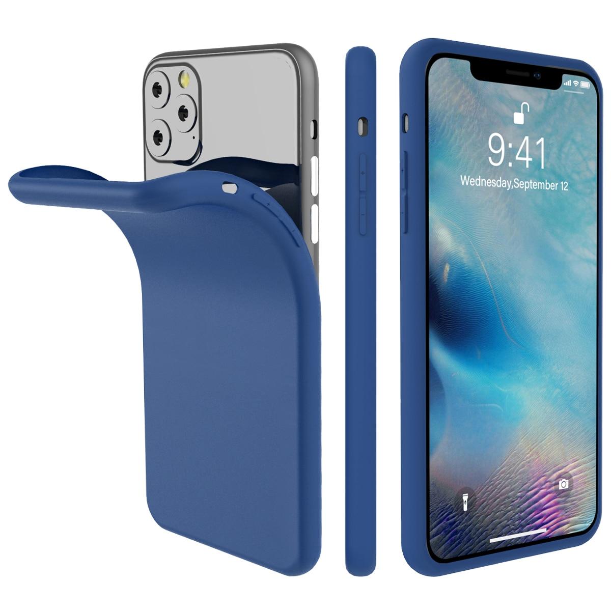 Torubia Silicone Case for iPhone 11/11 Pro/11 Pro Max 28