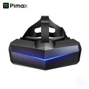 120 Гц в продаже Ограниченная серия pimax 5K PLUS Ultrawide 200FOV VR PC гарнитуры 5K VR