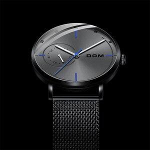 Image 3 - Mensนาฬิกากันน้ำหนังสายคล้องคอควอตซ์Casual Mensนาฬิกาข้อมือนาฬิกาแบรนด์ชายนาฬิกา 2019 แฟชั่น