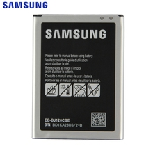 цена на Original EB-BJ120CBE Battery For Samsung Galaxy Express 3 2016 J1 J120A J120 J120F J120h J120ds Replacement Battery 2050mAh
