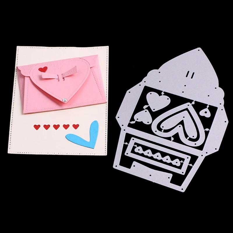 JUANLIAN Die-Cuts,Candle Cutting Dies for DIY Scrapbooking Photo Album Decorative Embossing Folder Stencil