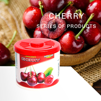 90g kryty stałe puszki perfumy Cherry nowy samochód owocowy zapach toaleta wc dezodorant odświeżacz powietrza tanie i dobre opinie AUTO CARE SAF01 Hanging perfume fragrance 6 5cm 120g Refresh the air eco-friendly 200000491 Watermelon Cherry Lollipop New Car