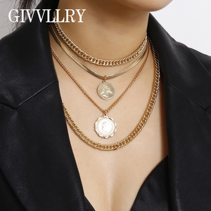 Chunky Thick Chain Choker Neck