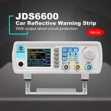 US/EU/UK/AU 15MHz Digital Control DDS Dual-channel Arbitrary Waveform Functional Signal Generator Frequency Meter High Precision