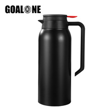 52oz Stainless Steel Thermal Coffee Carafes Insulated Vacuum Thermos Double Wall Bottle Heavy Duty Large Tea Water
