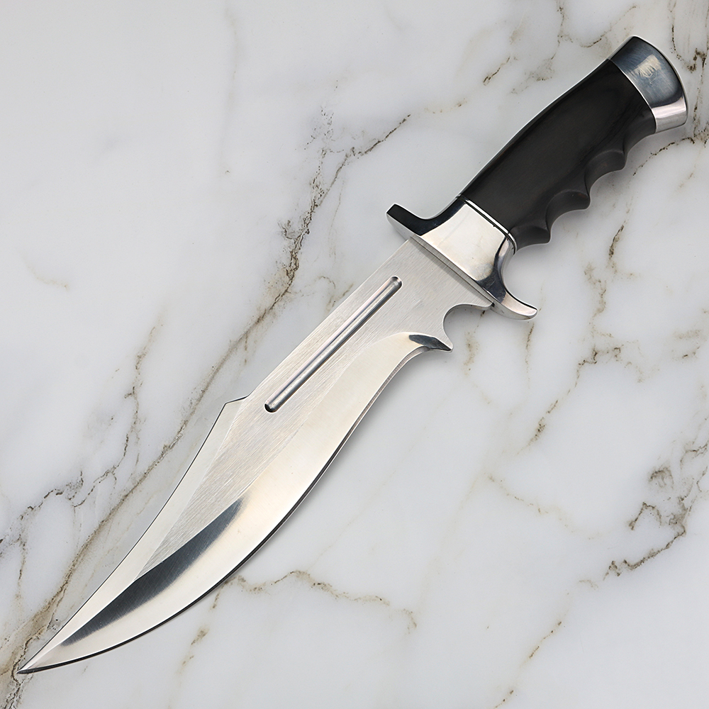 Outdoor short knife fixed blade hunting knife cold steel knives fixed blade Rescue survival knife 36cm