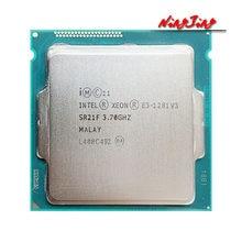Процессор Intel Xeon Φ E3 1281v3 E3 1281 v3 3,7 ГГц четырехъядерный восьмипоточный ЦПУ L2 = 1M L3 = 8M 82W LGA 1150