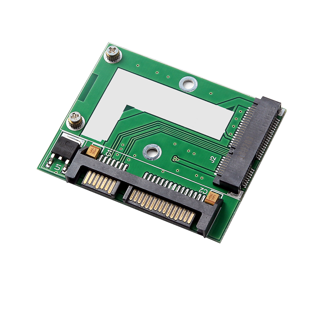Mini PCI-E MSATA SSD To 2.5